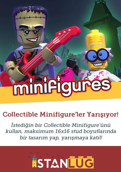 Collectible Minifigure Yarışması
